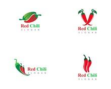 Red Hot Set Natural Of Chili I...