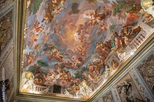Photo Art fresco in Galleria Borghese