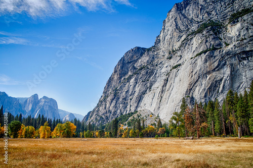 Yosemite Valley, Yosemite National Park, California USA Canvas Print