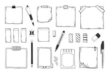 Doodle Notes. Diary Notebook A...