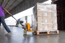 Warehouse Logistics And Transp...