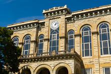 Downtown Ottawa Courthouse