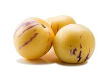 Solanum Muricatum Fresh Fruit ...