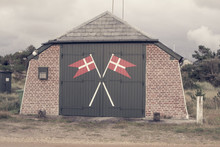 The Old Sea Rescue Station