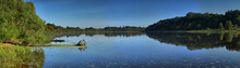 Large-format Panorama Of The R...