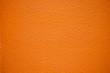 Leinwanddruck Bild - Saturated intensive orange textured surface.