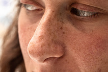 A Closeup Portrait Of A Thirty...