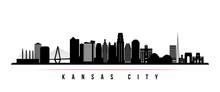 Kansas City Skyline Horizontal...