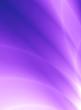 canvas print picture - purple leaf velvet graphic art design