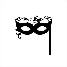 Carnival, Masquerade Mask Icon
