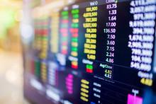 Stock Exchange Market Business...