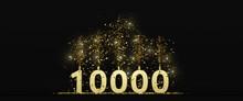 10 K Followers Thank You Illus...