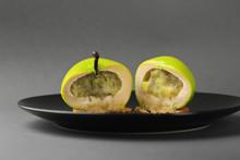 Green Apple Cake For Halloween Holiday, Treats