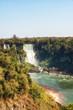 Iguazu River Falls