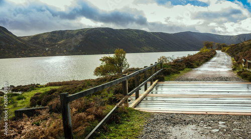 Photo Autumn at Loch Muick in Royal Deeside
