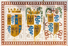 Coat Of Arms Of House Of Sforz...