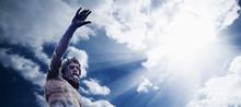 God Zeus (Jupiter). The King O...