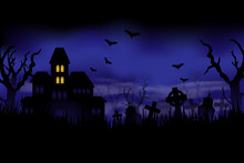Halloween Night With Haunted H...