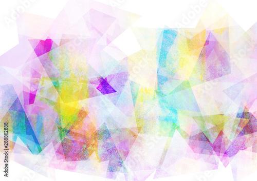 Fotografie, Obraz  Colorful and fantastic background