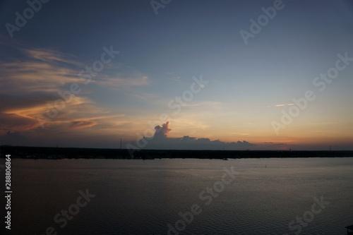 sunset on river, sunset, sky, water, sun, lake, sunrise, clouds, landscape, nature, sea, cloud, evening, dusk, red, reflection, sunlight, light, travel, calm