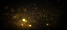 Golden Particles, Sparkling Bo...