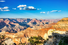 Grand Canyon View From South R...