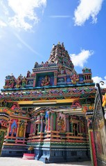 Kannanur Mariamman Kovil , Port Louis