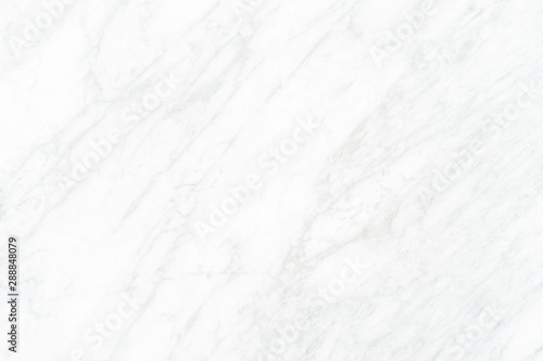 Canvastavla  Abstract background from white marble texture surface on wall