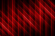 canvas print picture - Red and black abstract background, the red motion blur abstract background