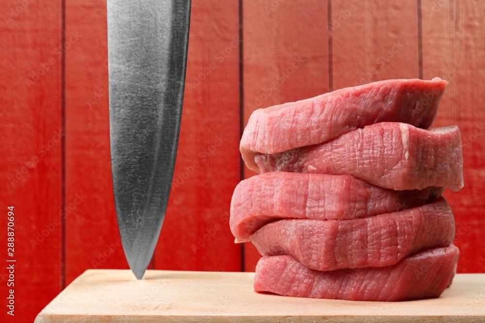 Fototapety, obrazy: Meat.