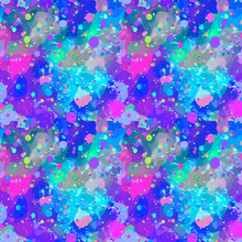 Seamless Pattern From Color Sp...
