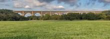 The Tunkhannock Viaduct, Or Ni...