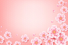 Chinese Plum Blossom Flower Wi...