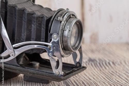Photo Analogic Camera closeup