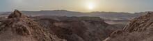 Travel In Timna Park Of Arava Desert Israel