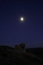 Ruinas De Palomar De Jacinto Y Luna Navarrete Del Rio  Calamocha Teruel  Aragon