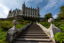 Dunrobin Castle Steps