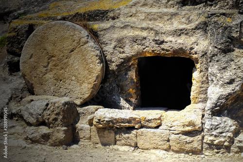 Fotografie, Obraz Empty Tomb