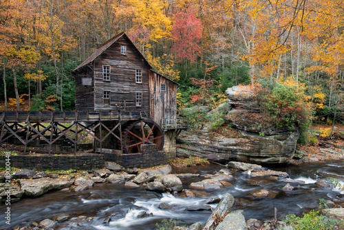 Grist Mill Tablou Canvas