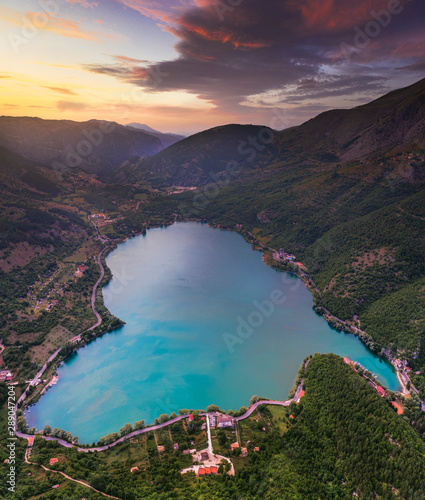 Photo Lago di Scanno AQ