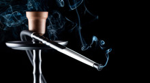 Hookah, From The Mouthpiece Of...