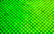 Leinwanddruck Bild - Beautiful closeup textures abstract color dark black white and light green tiles granite and light green glass pattern wall and background and art
