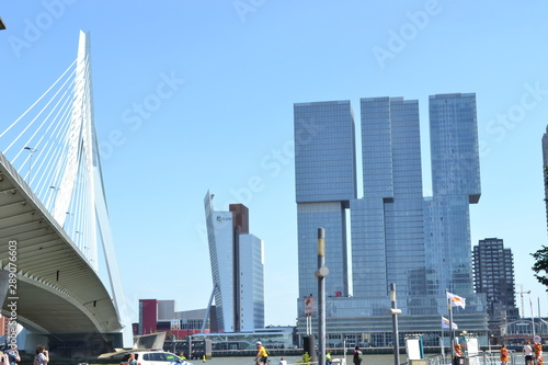 Staande foto Canada Rotterdam