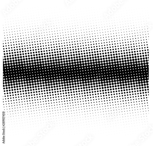 Fotografía  Background with black dots and space for text