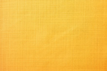 Yellow Linen Fabric Of Table C...