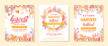 Bundle Of Autumn Harvest Festi...