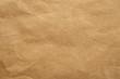 Leinwanddruck Bild Old brown eco recycled kraft paper texture cardboard background