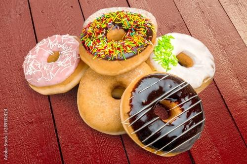 Photo  Donut.