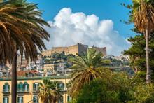Cityscape With Castel Sant Elm...