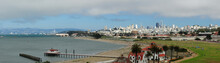 View Of San Francisco From Cri...